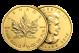 1 OZ Gold Maple